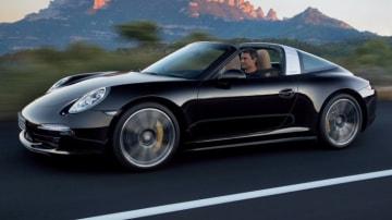 2014 Porsche 911 Targa Unveiled: $247,900 For Australia, Due Mid-year