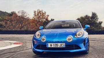 Alpine lands in Oz, tackles Porsche