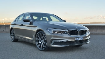 2017 BMW 530d Review | The Bavarian Executive Express Is A Technological Specimen