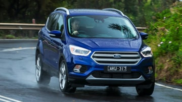 Ford Escape Titanium AWD petrol.