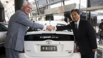 Australia Post Fleet Will Feature More Hybrids
