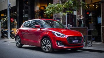 2017 Suzuki Swift GLX new car review
