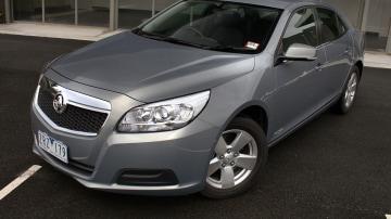 Holden Malibu Facelift To Get Roomier Cabin, Bolder Styling
