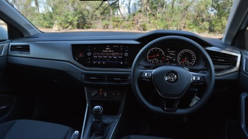 2018 Volkswagen Polo.