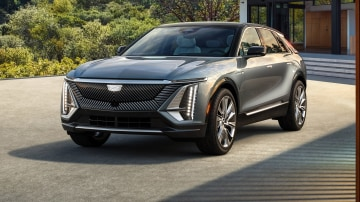 2023 Cadillac Lyriq front exterior