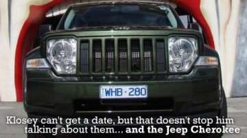 2008 Jeep Cherokee Sport Road Test Review