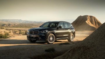 Alpina B5 Touring and XD3 announced for Oz