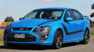 2011 FPV GT and GS Launch Review