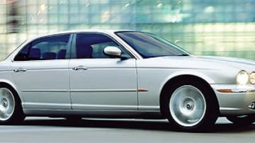 Jaguar XJ8 long wheelbase