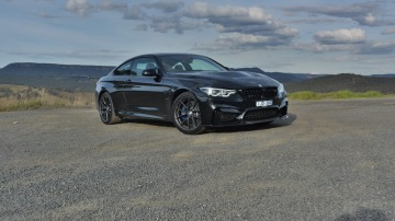 2018 BMW M4 CS.