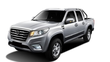 Chinese manufacturer Great Wall will return to the Australian market with a new utility model.
