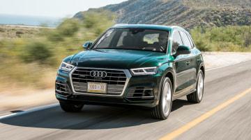 2018 Audi Q5 3.0 TDI first drive review