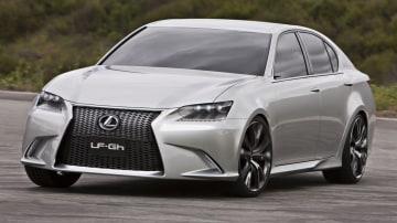 Lexus LF-Gh Concept Revealed