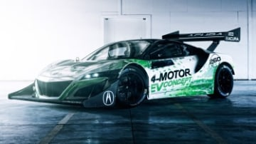 "Honda NSX Type R and GT3 ""under study"""