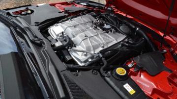 2018 Jaguar F-Type SVR.