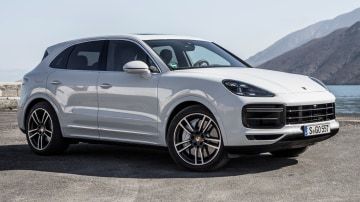 First drive: 2018 Porsche Cayenne Turbo