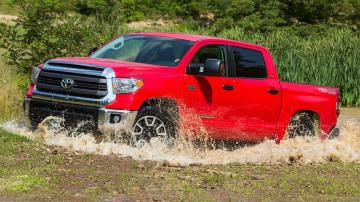 Toyota Australia Rules Out Tundra