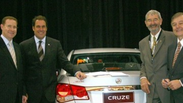 Melbourne And Sydney Motor Shows Joint Venture Agreement Signed