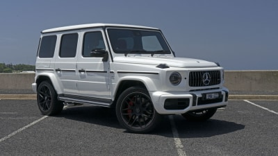 Mercedes-AMG G63 Road Test