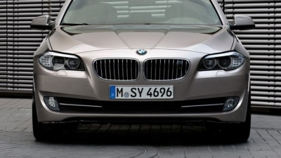 2011 BMW 5 Series Touring Pricing Announced For Australia
