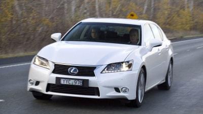 Lexus Developing Entry-level GS 300h Hybrid: Report