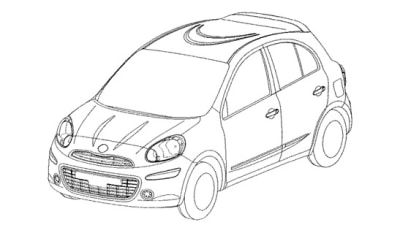 2011 Nissan Micra Revealed In Official Artwork