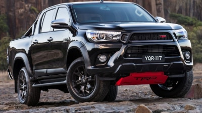 Toyota creating hot TRD HiLux