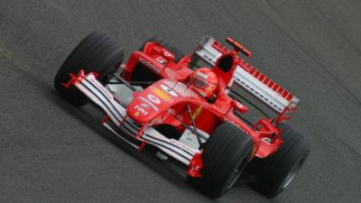 F1: McLaren Prepared To Grant Schumacher Testing Exemption