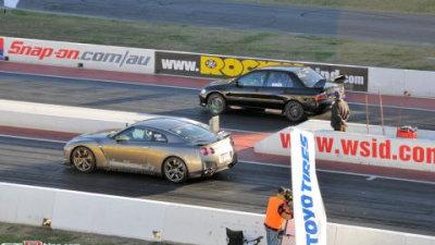Haltech GT-R posts 11.1-second quarter mile