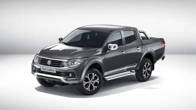 Fiat Fullback Ute Makes Dubai Motor Show Debut