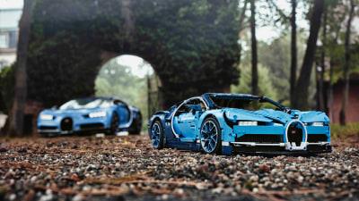 The slowest Bugatti Chiron