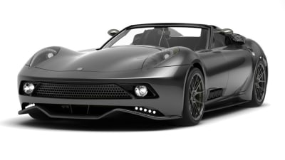 Lucra Teases New Sports Car Project