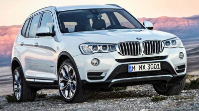 BMW X3 M To Join All-New X3 Range - Report