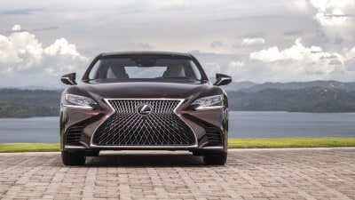2020 Lexus LS Inspiration pricing and specs