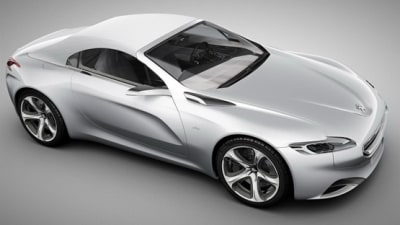 Peugeot SR1 Hybrid Previews New Design Language, Revised Logo