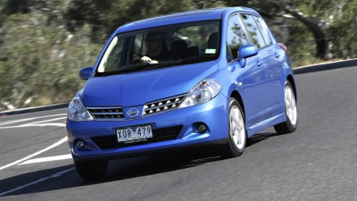 2010 Nissan Tiida Series 3 Now Available In Australia
