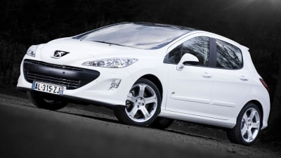 2010 Peugeot 308 GTi Revealed For Europe, Australia Debut Unclear
