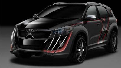 'X-Car': X-Men Kia Sorento To Be Unveiled At 2015 Australian Open Tennis