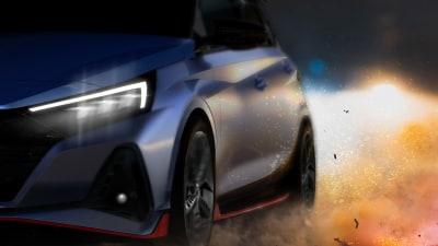 2021 Hyundai i20 N teased ahead of Australian launch