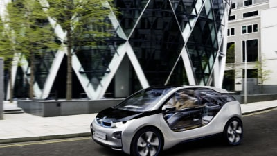 BMW Named World's Greenest Carmaker