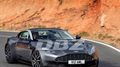 Z Marks The Spot As Aston Martin Registers DBZ Trademark