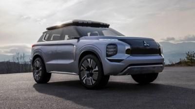 Mitsubishi unveils Engelberg Tourer SUV