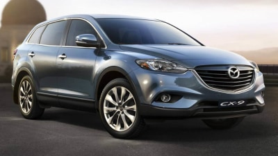 2014 Mazda CX-9: Australian Price, Features And Specs For Safer SUV