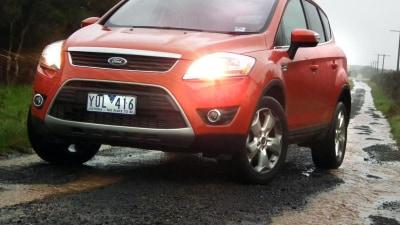 2012 Ford Kuga Titanium Review