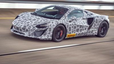 2021 McLaren hybrid supercar confirmed