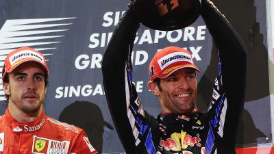 F1: Webber Extends Lead Despite Hamilton Collision, Ecclestone Admits Korea 'Not Good'