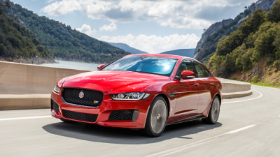 End of the line for Jaguar's supercharged V6
