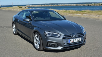 2017 Audi A5 2.0 TDI Quattro Review | Diesel Coupe Lacks Sportiness Of Petrol Siblings