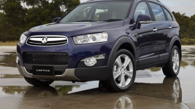 Holden Captiva 7 LX Series II Diesel Review