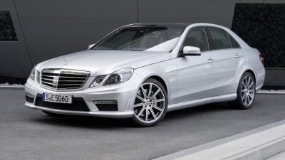 2012 E 63 AMG Revealed Ahead Of Australian Debut